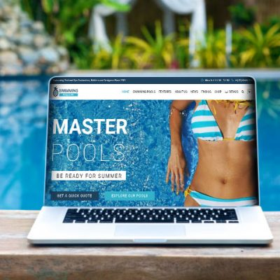 Our 10 page website is ideal for larger sized pool companies, pool contractors, pool service companies, pool supply stores, and pool equipment manufacturers. Find out what a quality website can do for your lead draw.
