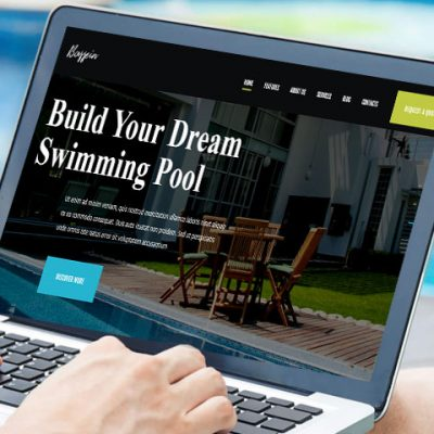Our platinum website package comes with everything a pool company needs to market themselves. Up to 20 pages, this website is optimized to perform for Google search. Excellent marketing for your Pool Contractor, Pool Service, or Pool Equipment business.