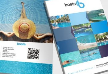 Pool Company Brochures