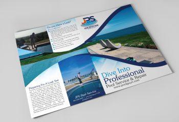 Pool Service Flyer
