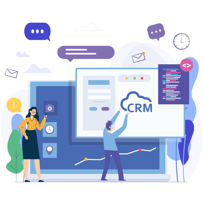 We specialize in integrating CRM systems for Pool Companies