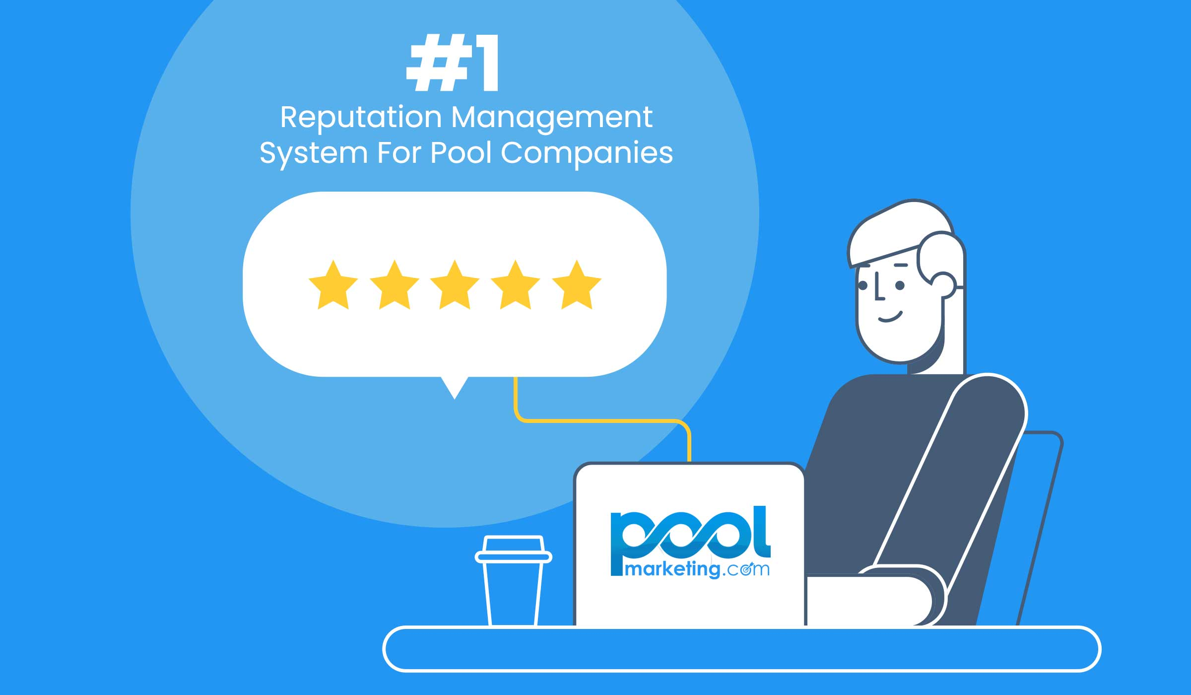 PoolMarketing.com is the #1 Reputation Management System for Pool Builders & Pool Service Companies