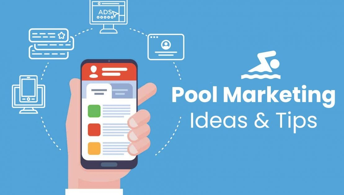 Pool Marketing - Ideas & Tips for Pool Builders & Pool Service Companies to improve their marketing and online advertising.
