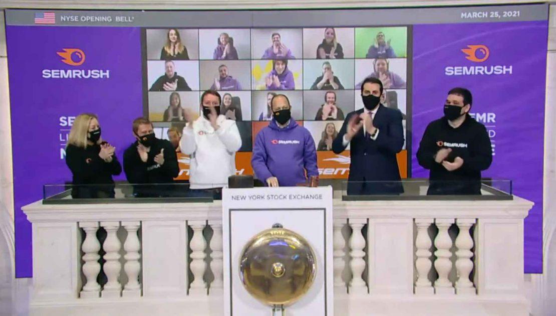 SEMRush Goes IPO - SEM Rush Announced Their IPO March 25, 2021